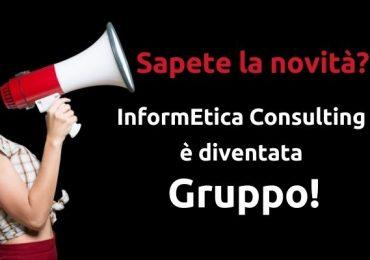 InformEtica Consulting diventa Gruppo