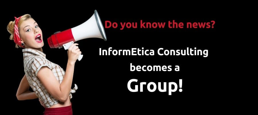 InformEtica Consulting becomes a Group!